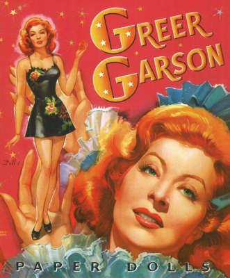 Greer Garson Paper Dolls by Jenny Taliadoros