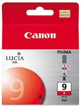 Canon Ink PGI-9R Red Cartridge PRO 9500 (109 Pages)