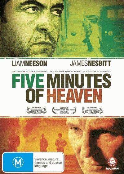 Five Minutes of Heaven on DVD image