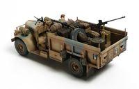 Tamiya 1:35 LRDG Command Car with 6 Figures image