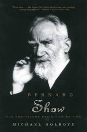 Bernard Shaw by Michael Holroyd image