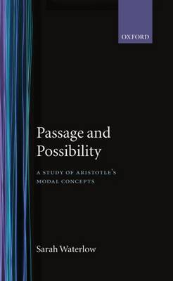 Passage and Possibility by Sarah Waterlow