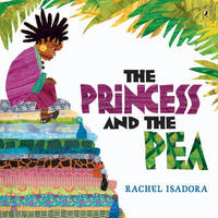The Princess And The Pea by Rachel Isadora image