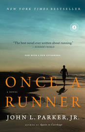 Once a Runner by John L. Parker image