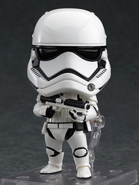 Star Wars: First Order Stormtrooper Nendoroid - Articulated Figure