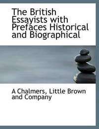 british essayists list