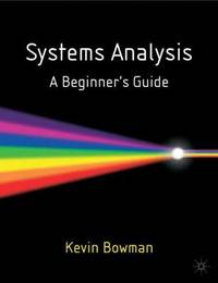 Systems Analysis by Kevin Bowman image
