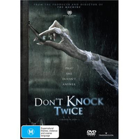 Don't Knock Twice on DVD