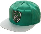 Harry Potter: Slytherin - Satin Snapback Cap