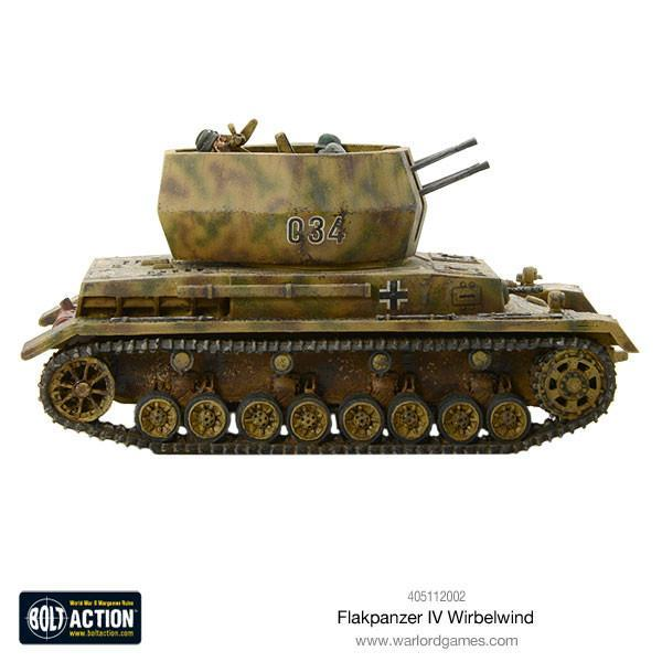Flakpanzer IV Wirbelwind image