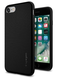 Spigen: iPhone 7 - Liquid Armour Case (Black)