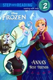 Anna's Best Friends by Christy Webster