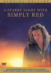 Simply Red - A Starry Night on DVD
