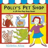 Polly's Pet Shop by Nicholas Allan image