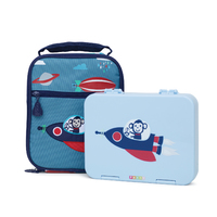 Space Monkey Bento Cooler Bag image