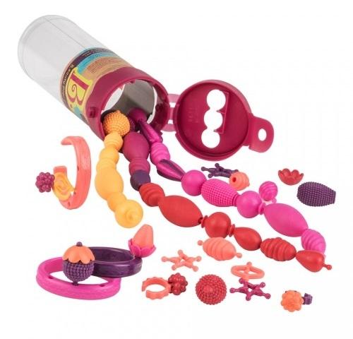 B. Beauty Pops Jr. - Jewellery Beads (50pc)
