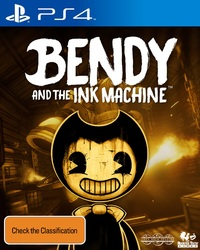 Bendy and the Ink Machine for PS4