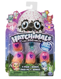 Hatchimals Colleggtibles: Series 4 - 4-Pack