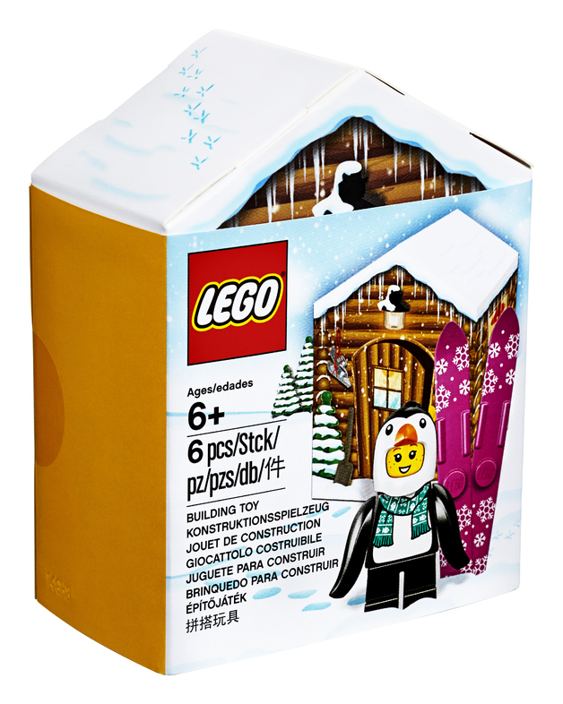 LEGO Penguin Winter Hunt (5005251)