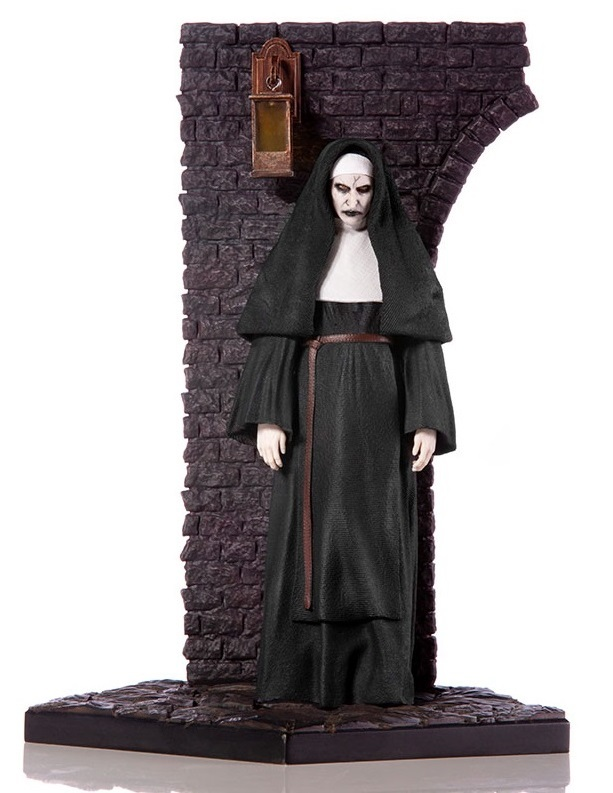 The Conjuring: 1/10 The Nun (Deluxe) - Art Scale Statue