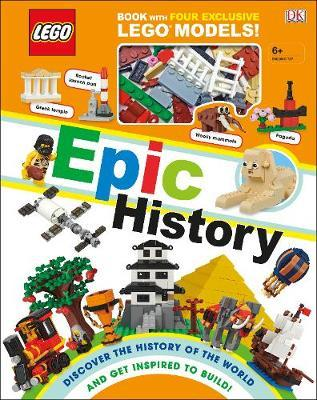 LEGO Epic History by DK