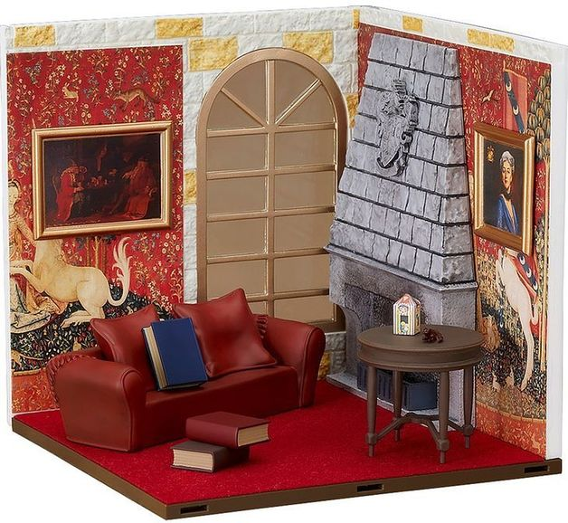 Harry Potter: Gryffindor Common Room - Nendoroid Playset
