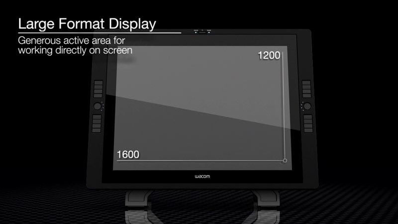 Cintiq 21UX Interactive Pen Display