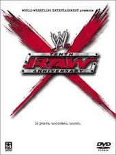 WWE - Raw Tenth Anniversary on DVD