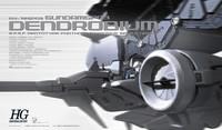 HGUC 1/144 Dendrobium GP03 - Model kit