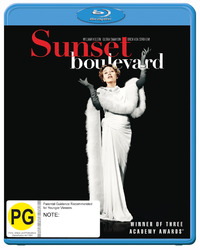 Sunset Boulevard on Blu-ray