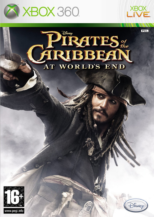 Pirates of the Caribbean: At Worlds End for Xbox 360