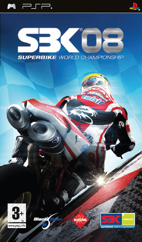 SBK-08 Superbike World Championship for PSP