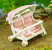 Sylvanian Families: Double Push Chair image