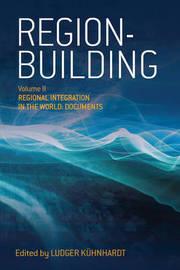 Region-building by Ludger Kuhnhardt