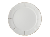 Maxwell & Williams Blush Cake Plate - White (19cm)