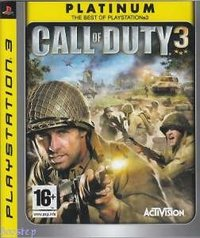 Call of Duty 3 for PS3