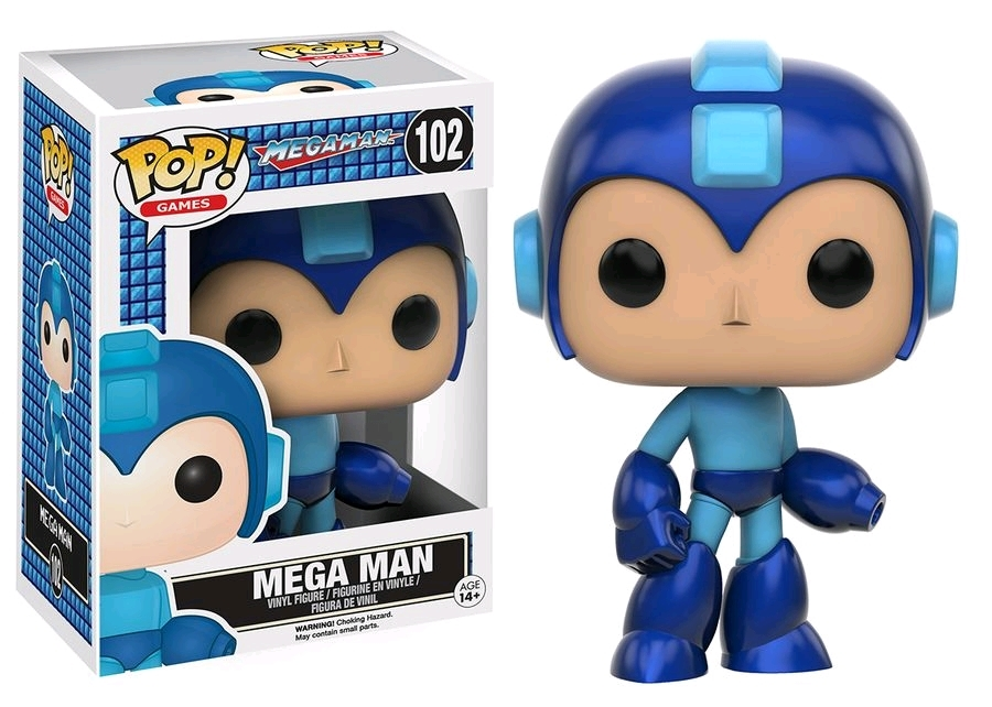 Mega Man - Pop! Vinyl Figure image