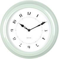 Karlsson Alarm Clock - Fifties: Jade Green