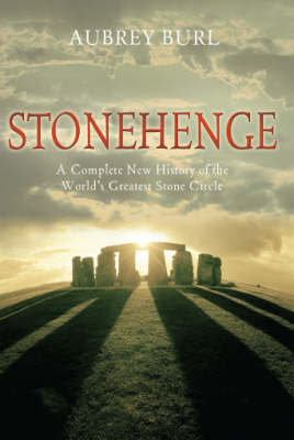 The Book of Stonehenge by Aubrey Burl image