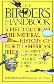 The Birder's Handbook by Paul Ehrlich