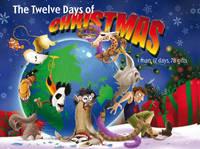 The Twelve Days Of Christmas by Heath McKenzie