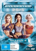 Cleopatra 2525 - Season 2 (3 Disc Set) on DVD