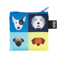 Loqi: Shopping Bag Cats & Dogs Collection - Dogs image