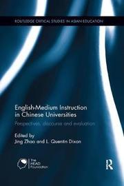 English-Medium Instruction in Chinese Universities