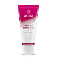 Weleda Ratanhia Toothpaste (75ml)