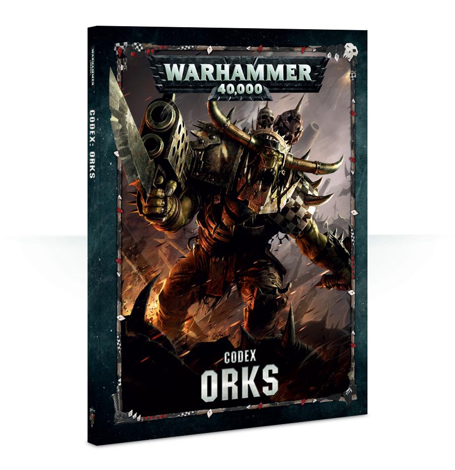 Warhammer 40,000 Codex: Orks image
