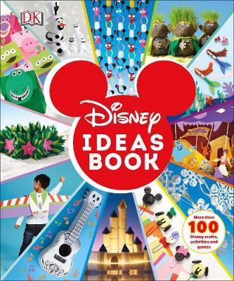 Disney Ideas Book by Elizabeth Dowsett