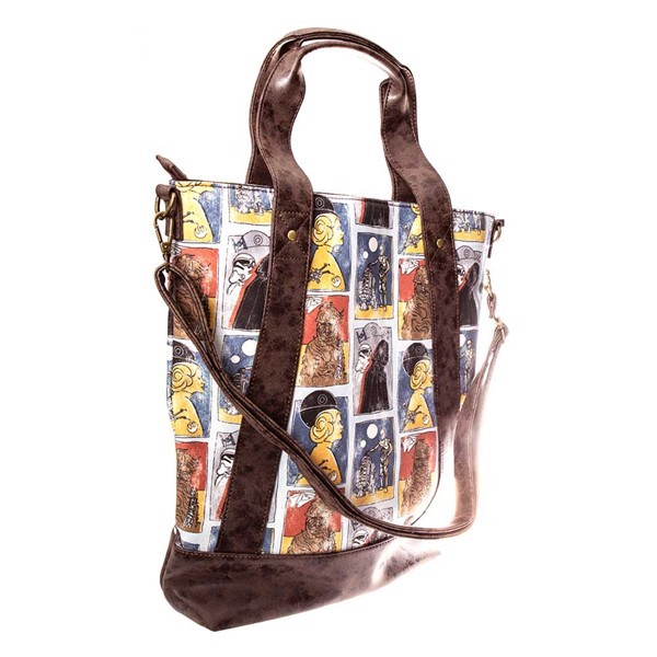 Loungefly Star Wars - Character Print Tote Bag image