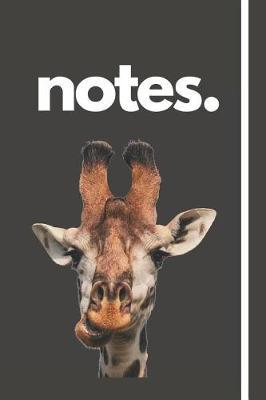 notes. by Giraffegang Publications