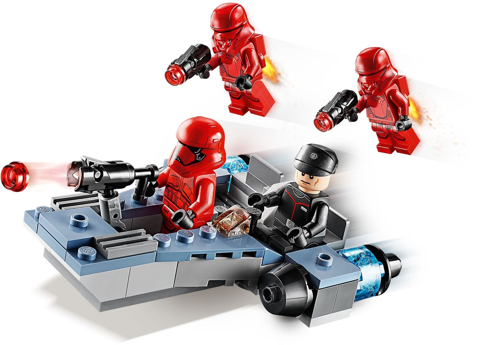 LEGO: Star Wars - Sith Troopers image